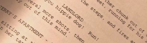 script, movie script, stevenvanleer